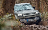 Land Rover Defender 110 2020 UK first drive review - offroad front