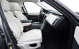 6 Land Rover Discovery D300 2021 UK first drive review cabin