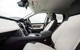 Land Rover Discovery Sport P300 PHEV 2020 UK first drive review - cabin