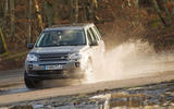 Land Rover Freelander - hero front