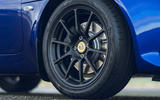 6 Lotus Elise Sport 240 Final Edition 2021 UK first drive review alloy wheels