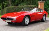 Maserati Ghibli SS - front