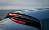 Mazda 3 2019 European first drive review - brake light