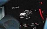 McLaren Sports Series Hybrid prototype dash car