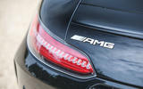 Mercedes-AMG GT C 2018 first drive review rear lights