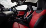 Mercedes-Benz CLA 250 2019 UK first drive review - cabin