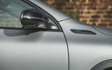 6 Mercedes Benz EQA 2021 UK first drive review wing mirror