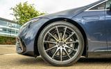 6 Mercedes Benz EQS 2021 UK LHD FD alloy wheels