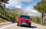 Mercedes-Benz GLA 220d 2020 first drive review - on the road nose