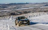 Mercedes-Benz GLC 300 2019 prototype drive - Sweden
