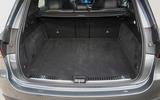Mercedes-Benz GLE 350de 2020 first drive review - boot