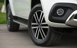 Mercedes-Benz X-Class longterm review alloy wheels