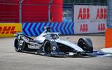 6 Mercedes Formula e exit opinion cornering