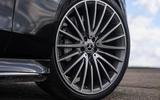 6 Mercedes S Class S400d 2021 UK FD alloy wheels