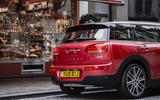 Mini Clubman Cooper 2019 first drive review - rear doors