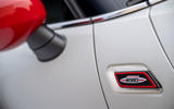 Mini Clubman John Cooper Works 2019 first drive review - side badge