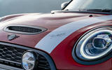 Mini Paddy Hopkirk Edition - grille