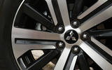 Mitsubishi ASX 2019 first drive review - alloy wheels