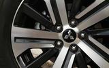 Mitsubishi ASX 2019 first drive review - alloy wheels