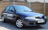 Mitsubishi Carisma - front