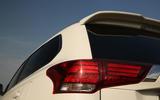 Mitsubishi Outlander PHEV 2018 first drive review rear end