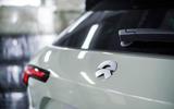 Nio ES6 2019 first drive review - rear badge
