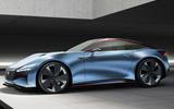 Nissan 400Z render 2020 - static side