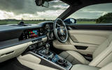 Porsche 911 Carrera S manual 2020 first drive review - cabin