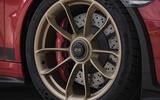 Porsche 911 GT3 RS 2018 review alloys