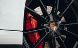 Porsche 911 Targa 2020 UK first drive review - alloy wheels