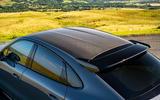 6 Porsche Cayenne Turbo GT 2021 UK FD roof