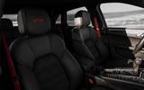 Porsche Macan GTS 2020 first drive review - cabin