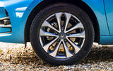 Renault Zoe 2020 UK first drive review - alloy wheels