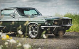 6 Revology Mustang Bullitt 2021 UK FD front end