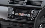 skoda fabia estate infotainment