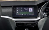 6 Skoda Octavia E Tec hybrid 2021 UK first drive review infotainment