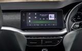 6 Skoda Octavia E Tec hybrid 2021 UK first drive review infotainment