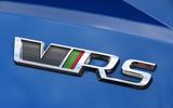 Skoda Octavia vRS diesel longterm review boot badge