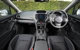 Subaru Impreza 2018 UK review dashboard