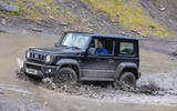 6 Suzuki Jimny Commercial 2021 FD wading front