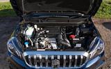 Suzuki SX4 S-Cross Hybrid 2020 UK first drive review - engine