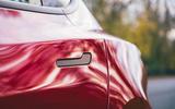 Tesla Model 3 Standard plus 2020 UK first drive review - door handles