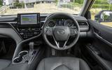 6 Toyota Camry 2021 FD Dashboard