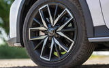 Toyota Corolla Trek 2020 UK first drive review - alloy wheels
