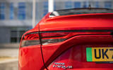 6 Toyota Mirai 2021 UK FD rear lights