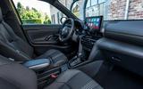 6 Toyota Yaris Cross 2021 UK LHD preprod cabin