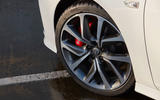6 Vauxhall Insignia GSI 2021 UK first drive review alloy wheels