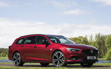 Vauxhall Insignia sports tourer 2019 first drive review - static