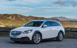 Vauxhall Insignia - static front