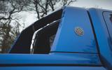 Volkswagen Amarok Aventura 2019 first drive review - roll bar